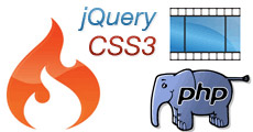 Videotutoriales PHP, CSS, jQuery, Codeigniter
